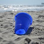 sand pail ocean