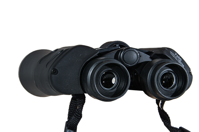 photo of binoculars